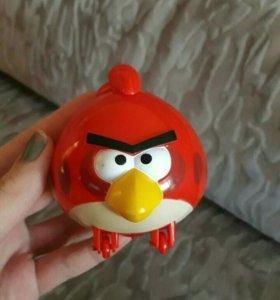 Игрушка заводная Энгри бердс Angry Birds