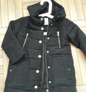 Куртка для девочки весна осень