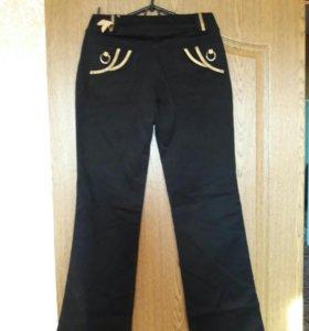 Брюки джинсовые размер 46-48