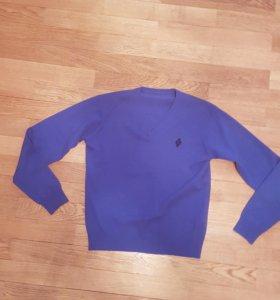 Кашемировый свитер на мальчика 170-176
