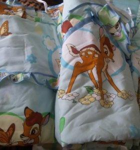Люлька детская на кроватку