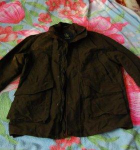 Новая Мужская охотничья куртка Aigle Hunley