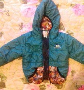 Куртка детская размер 120