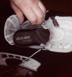 Коньки Bauer x90