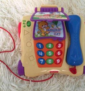 Развивающий телефон Fisher-Price