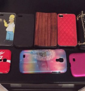 Чехольчики на IPhone 4/4s и на Samsung 4s