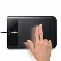 Bamboo Touch Графический Планшет.