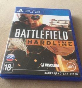 Battlefield hardline PS4 (и обмен)