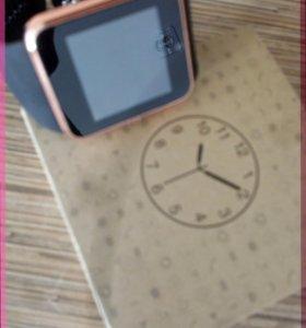 Часы-телефон + бесплатная доставка по Тюмени