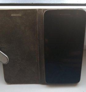Смартфон Alcatel ONE touch scribe HD 8008D (белый)