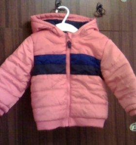 Куртка, 80 размер