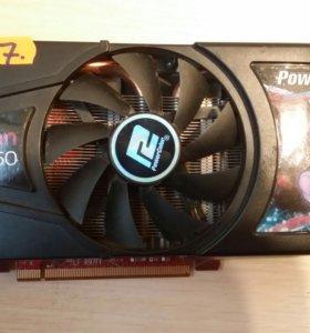 Видеокарта ATI Radeon HD 6850 1GB GDDR 5