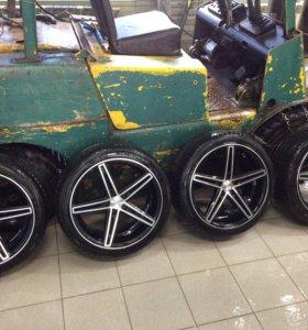 Комплект колёс ( шины + диски )