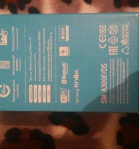Телефон Samsung A3