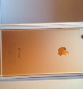 iPhone 6 gold с Touch ID