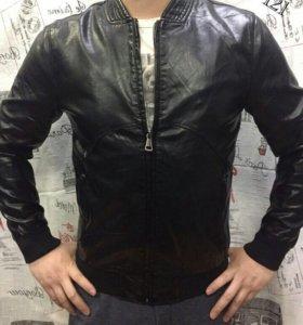 Куртка эко кожа (маломерка)