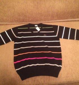 Новый свитер Lacoste