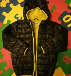 Куртка для мальчика р.116
