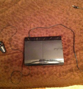 PlayStation 3 (superslim 500 gb)