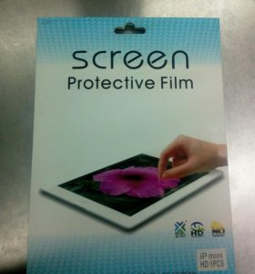 Защитная пленка для планшета