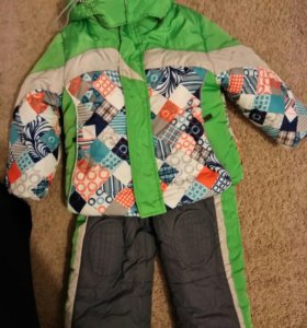 Детский зимний костюм рост 80