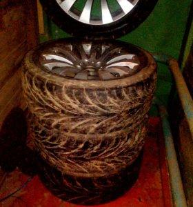 Комплект колес на БМВ