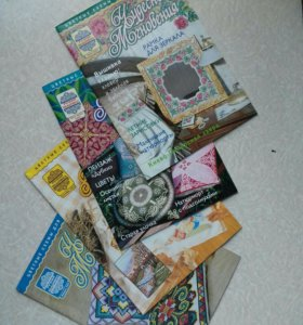 Журналы по вышиванию