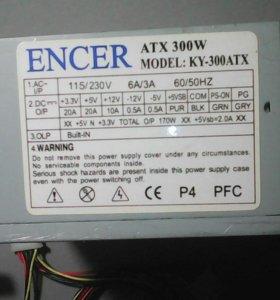 Блок питания PC 300w