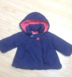 Курточка для девочки (осень-весна)