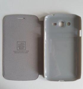 Кожаный чехол на Samsung