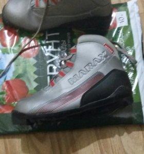 ботинки лыжные р. 38