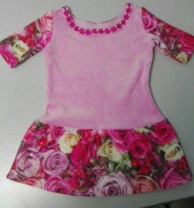Платье новое на 2 года