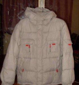 Куртка на мальчика, зима-осень