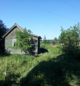 Зем.участок в д. Артемовская