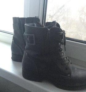 Женские ботинки Instreet демисезон