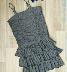 Новое платье C&A