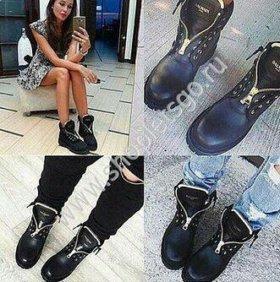 Ботинки новые😍😎😎