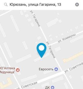 Квартира 3-х комнатная, Гагарина, 13