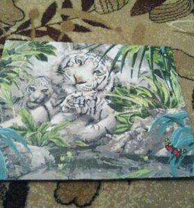 """Картина """" Бенгальские тигры"""""""