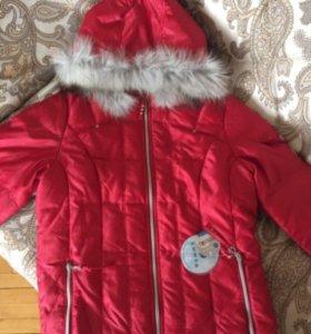 Новая куртка Luhta