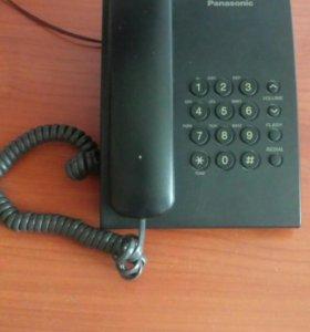стационарный телефон Панасоник