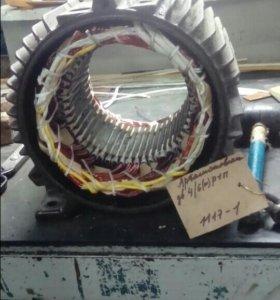 Ремонт электро двигателей
