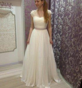 Свадебное платье от бренда Papilio