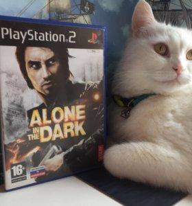 Alone In The Dark (Последний) PS2