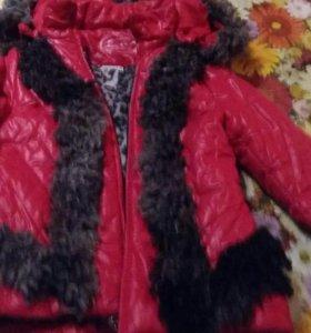 Куртка весна-осень 42 размер