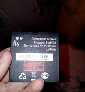 Аккумулятор fly