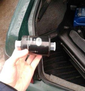 Топливный фильтр тонкой очистки ваз 2110,2111,2112