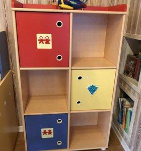 Мебель детская (комплект , 5 предметов)