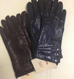 Перчатки новые все по