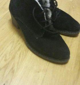 Демисезонные ботиночки!